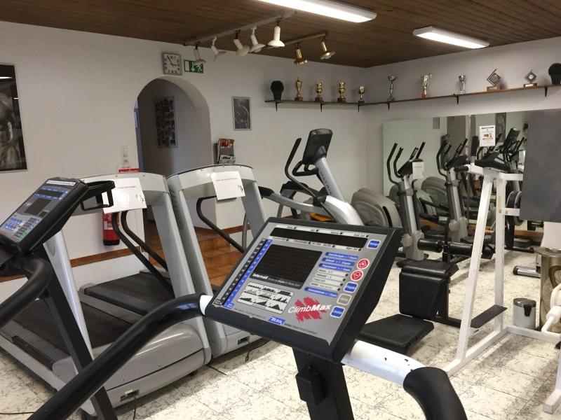 Fitness- und Ausdauertraining